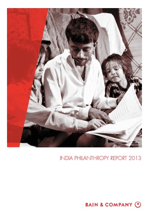 Bain Philanthropy report -2013